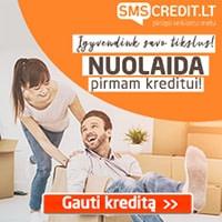 SMS KREDITAI